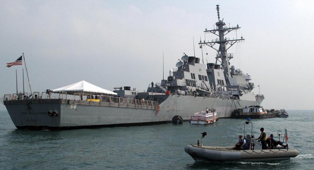 USS The Sullivans (DDG-68)