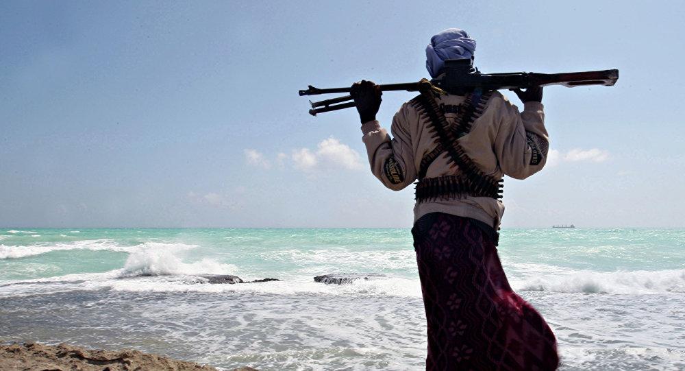 Un pirata africano