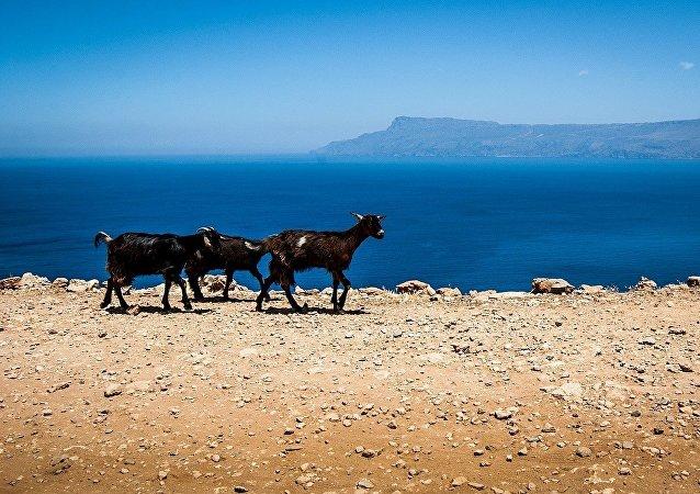 Creta, Grecia, referencial