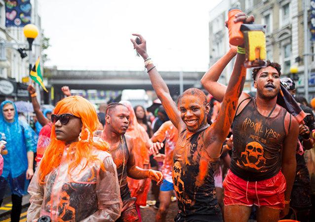 El Carnaval caribeño de Notting Hill