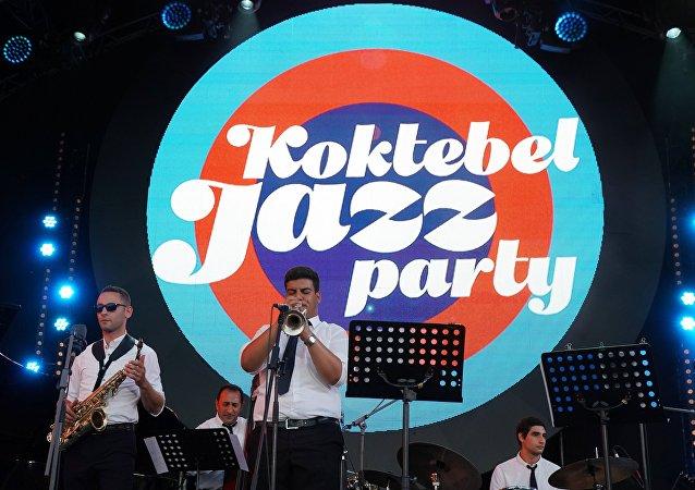 El festival internacional de música Koktebel Jazz Party