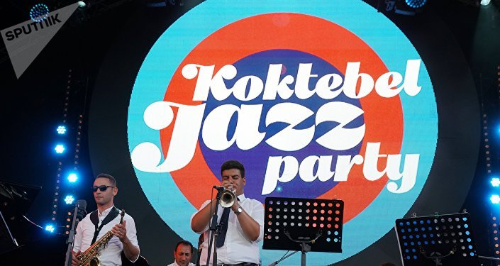 El festival internacional de música Koktebel Jazz Party