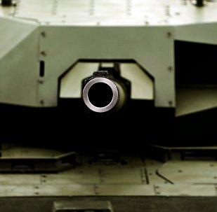 Tanque Armata T-14 durante el foro Army-2018 (archivo)