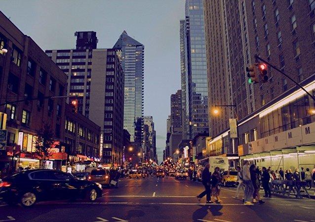 Las calles de Nueva York, referencial