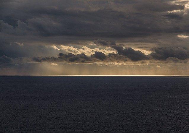 El mar Mediterráneo, referencial