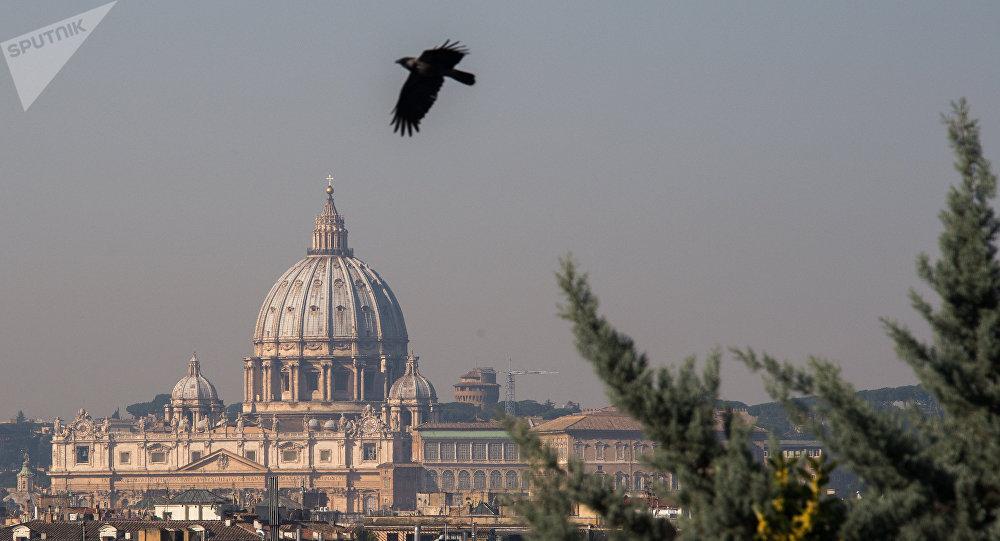 Basílica de San Pedro, Roma