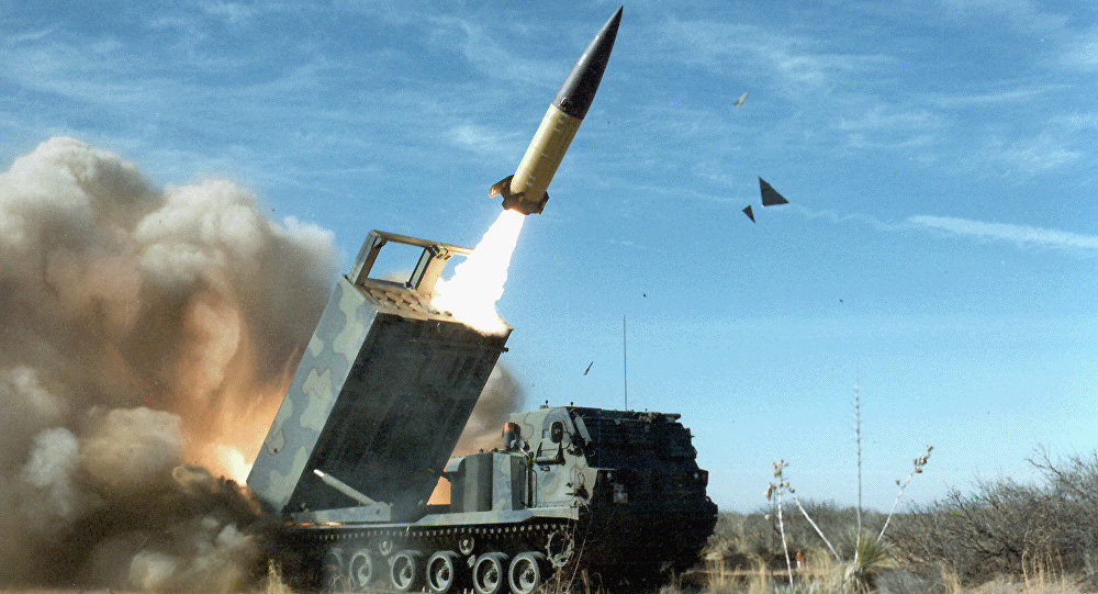 ATACMS Army Tactical Missile System