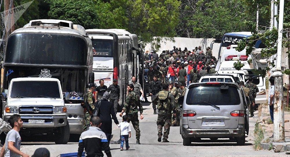 La situación en Idlib (archivo)