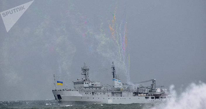 Buques de Ucrania (archivo)
