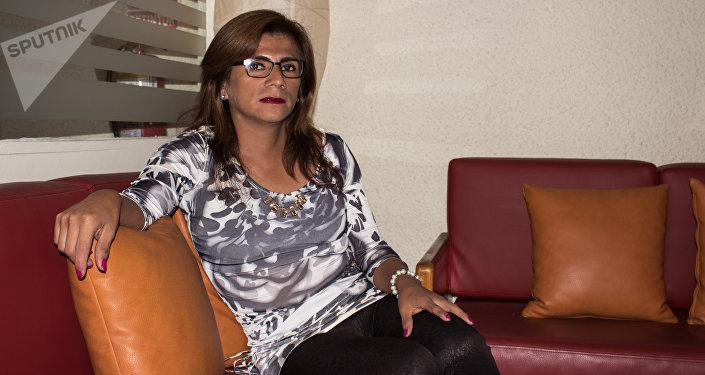 Azul Marín Rojas, mujer transexual peruana cuyo caso lo verá la Corte IDH
