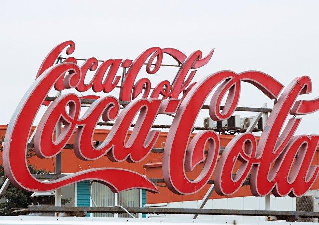 Logo de Coca-Cola