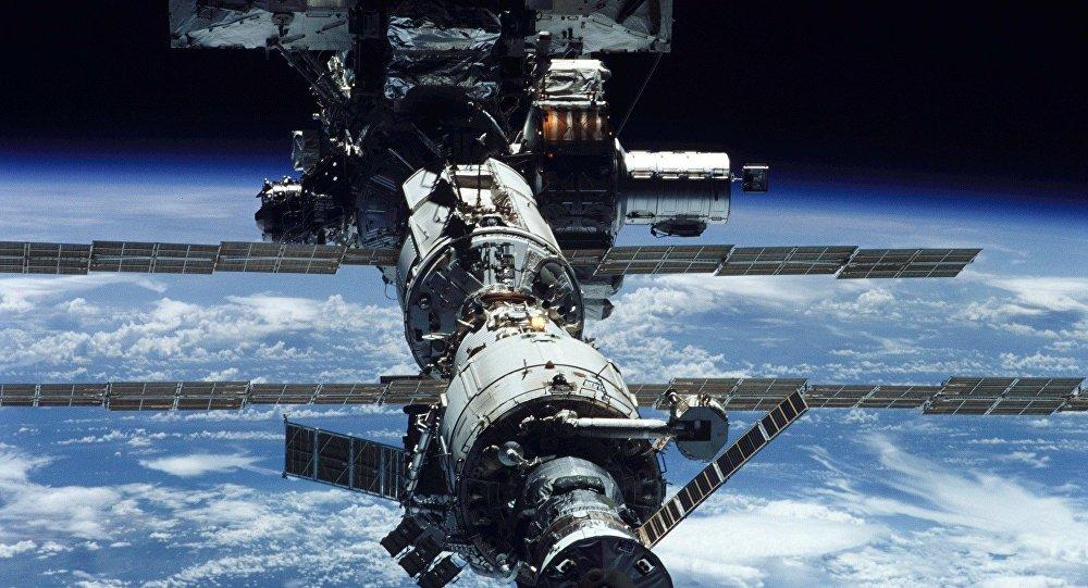 Estación Espacial Internacional (archivo)