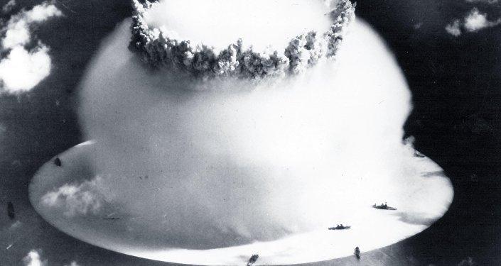 Explosión nuclear (archivo)