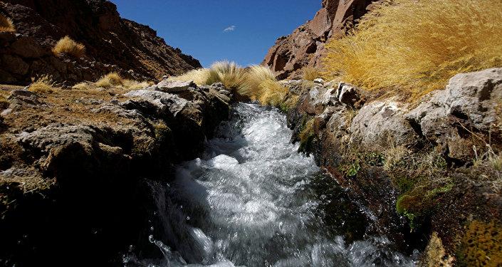 El río Silala