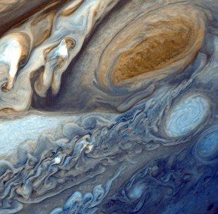 Júpiter, imagen referencial