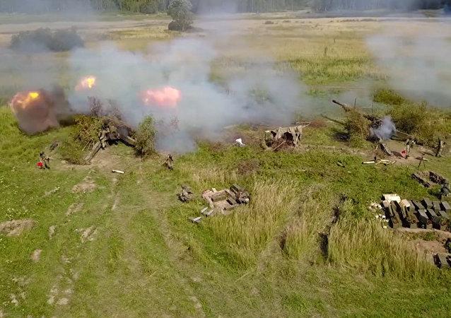 Así se preparan las unidades de la Flota de Báltico rusa para defender Kaliningrado