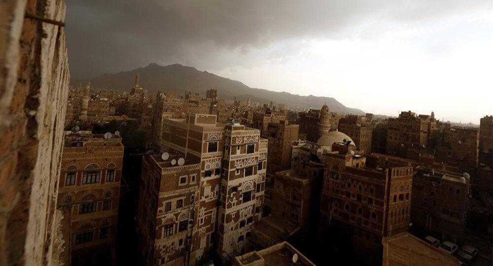 Saná, la capital de Yemen