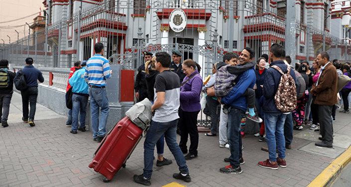 Embajada de Venezuela en Lima