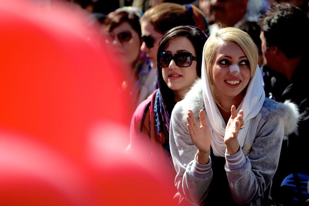 Los estándares de belleza femenina en diferentes países del mundo