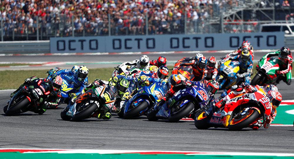 El Gran Premio de San Marino del Campeonato Mundial de Motociclismo 2018