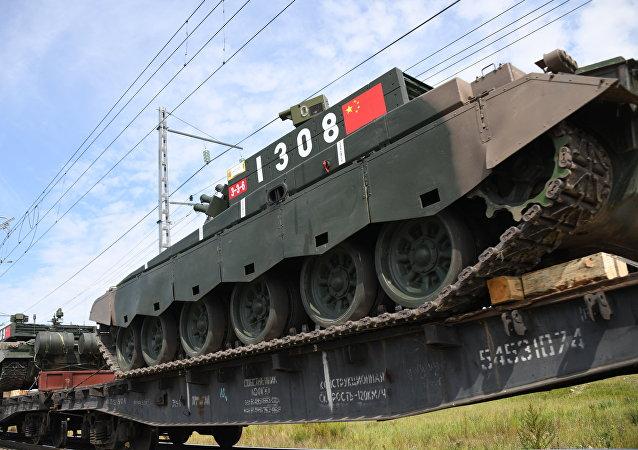 Preparación para los ejercicios militares Vostok 2018 en Transbaikalie