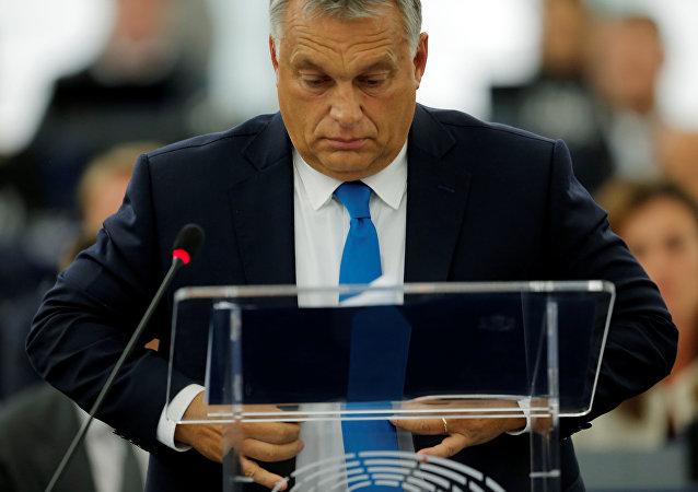 Primer ministro de Hungría, Viktor Orbán