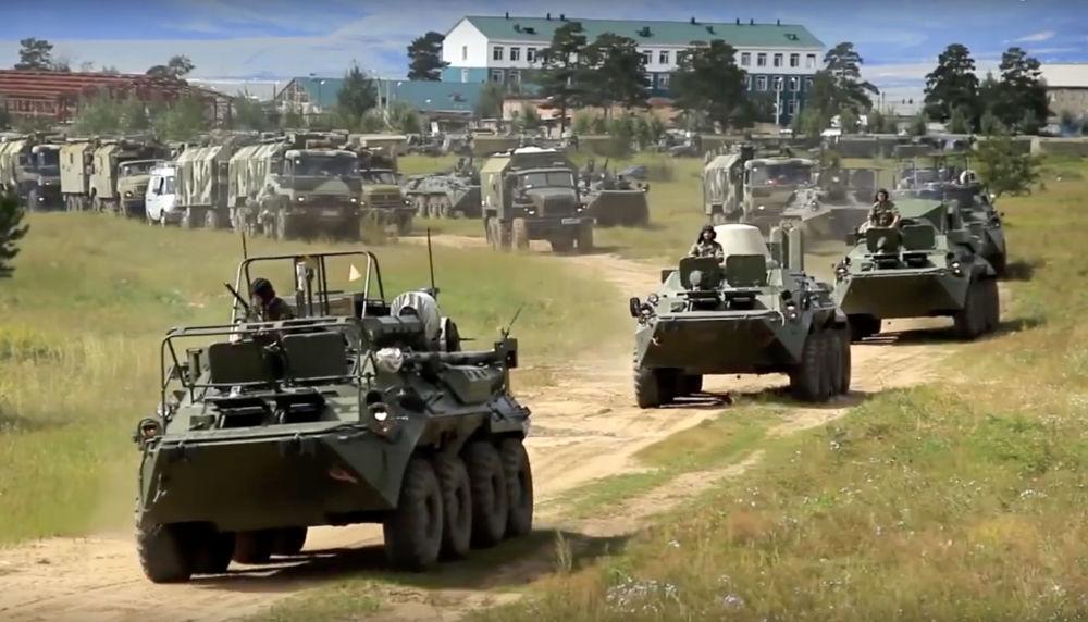 Vostok 2018, los ejercicios militares más grandes en la historia de Rusia