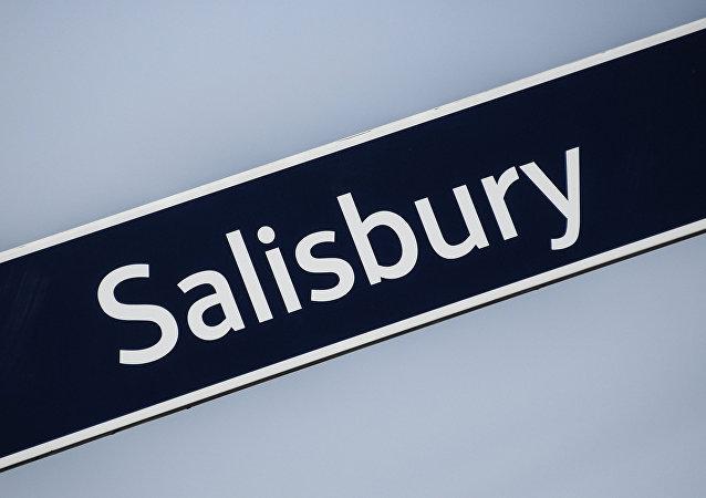 Salisbury, la ciudad británica donde fueron envenenados los Skripal (imagen referencial)