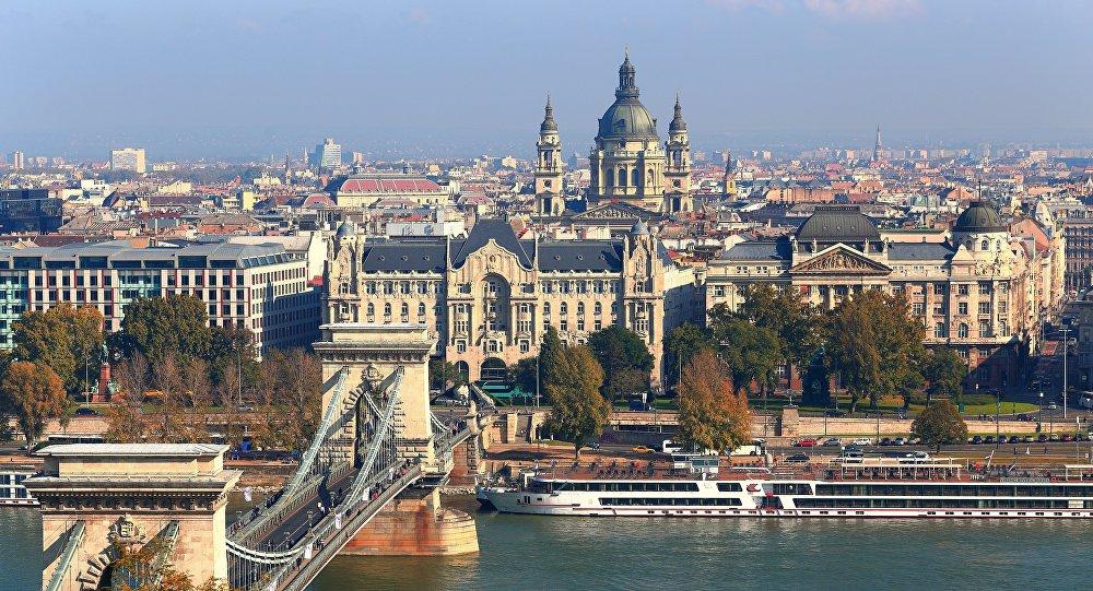 Budapest, capitál de Hungría (imagen referencial)