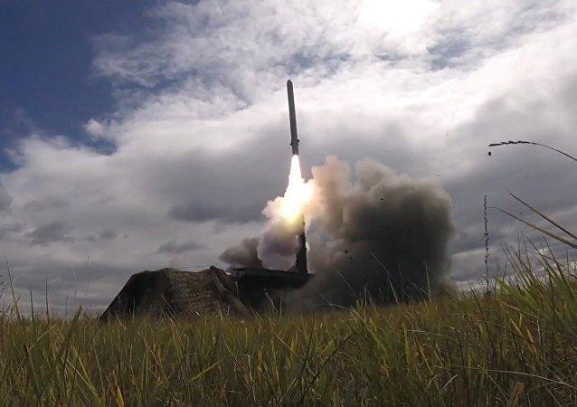 Las históricas maniobras Vostok 2018
