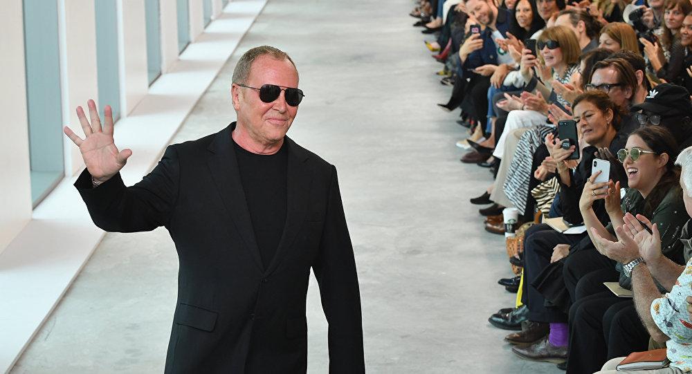 Michael Kors, diseñador estadounidense, en la semana de la moda en la ciudad de Nueva York