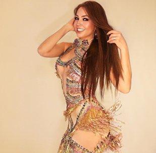 Thalía, actriz estrella de la televisión mexicana