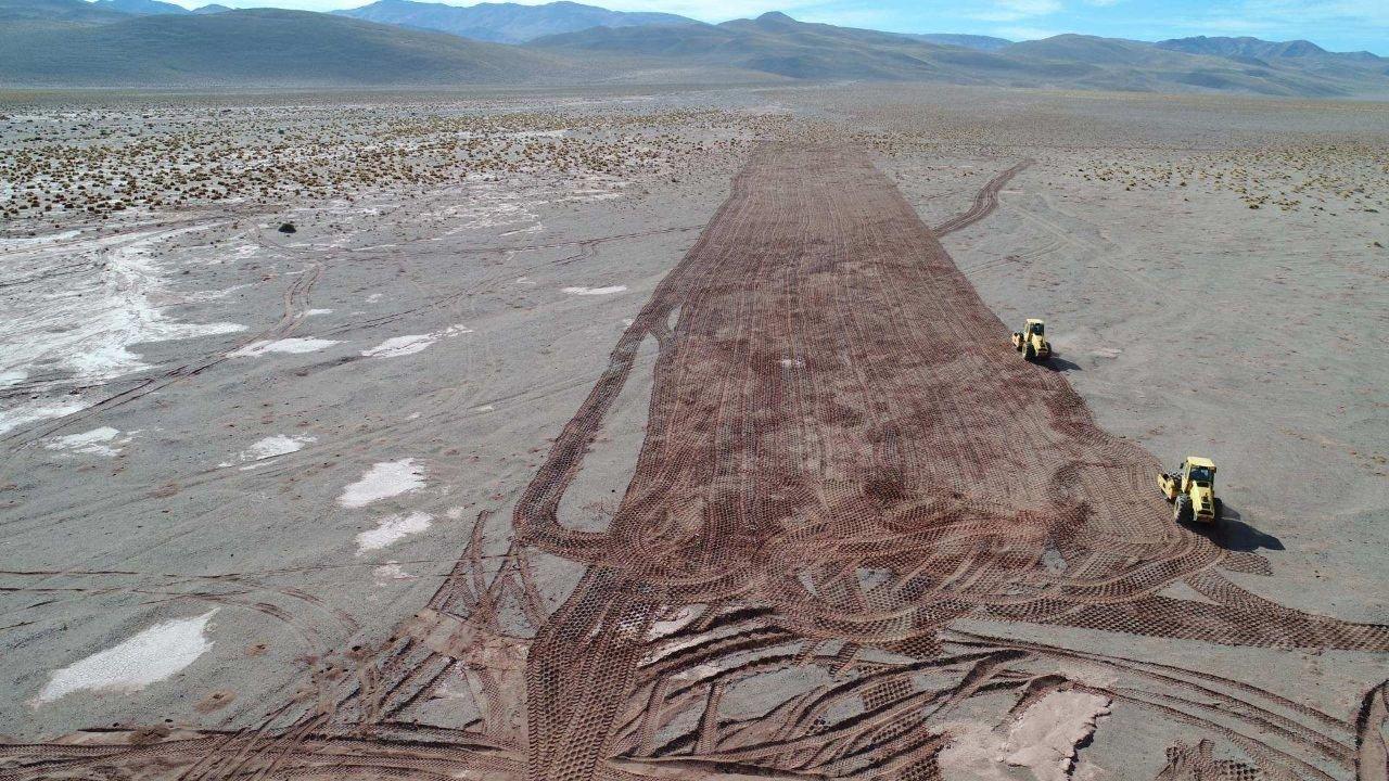 Unas 800 hectáreas para la construcción del parque solar más alto del mundo, a 4.200 metros sobre el nivel del mar en la Puna de Argentina