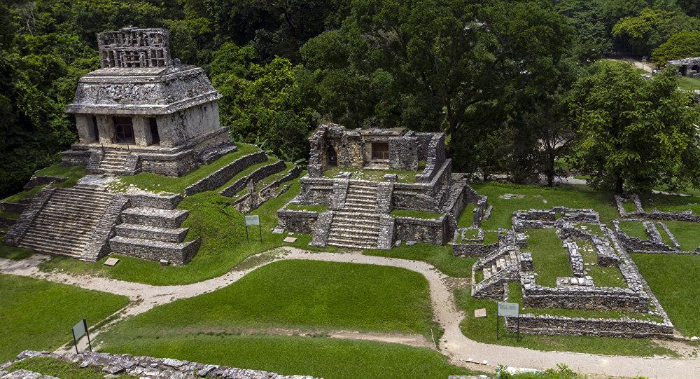 Palacio de Palenque