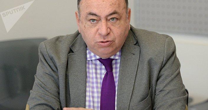 Julio Prado Espinosa, embajador de Ecuador en Rusia