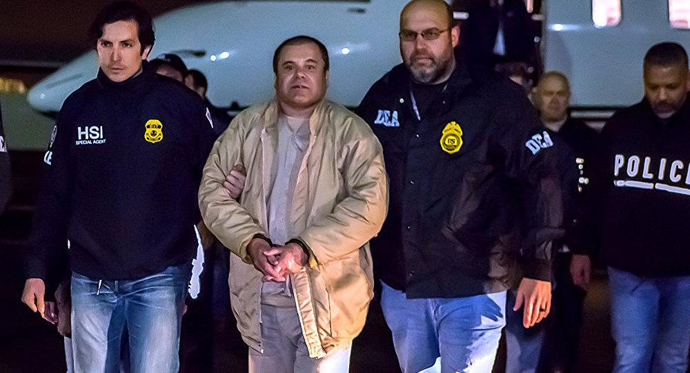 Abogados no logran aplazar juicio del 'Chapo', se realizará en noviembre próximo