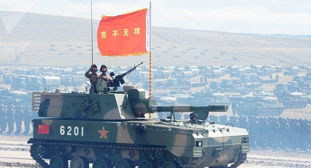 Las maniobras militares Vostok 2018