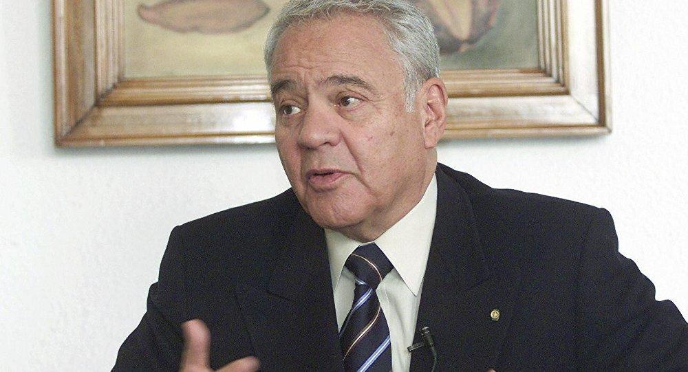 Gonzalo Sánchez de Lozada, expresidente de Bolivia