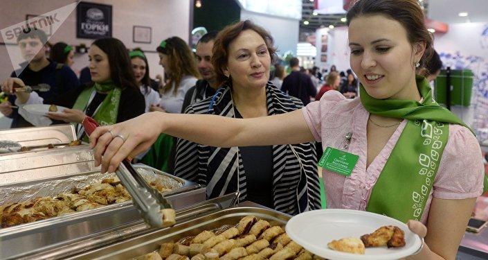 Feria Prodexpo-2017 en Moscú
