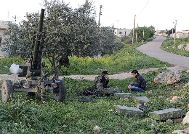 Situación en Idlib, Siria