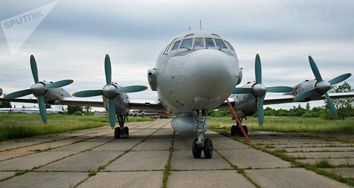 Un Il-20, archivo