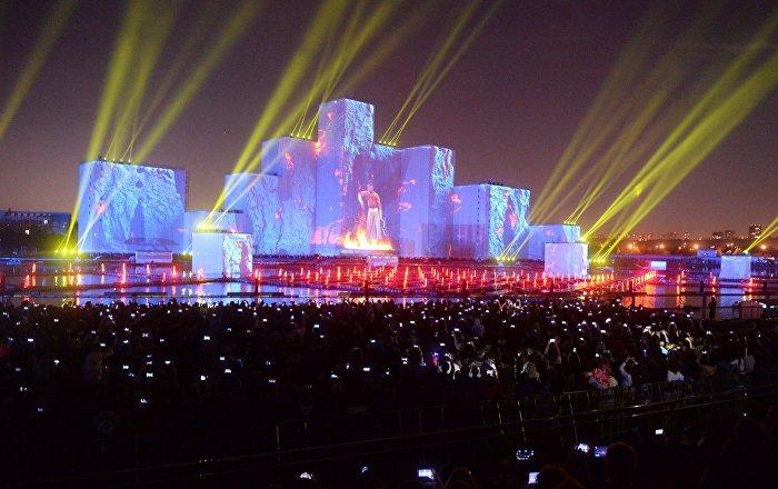 VIII Festival Internacional Círculo de Luz de Moscú