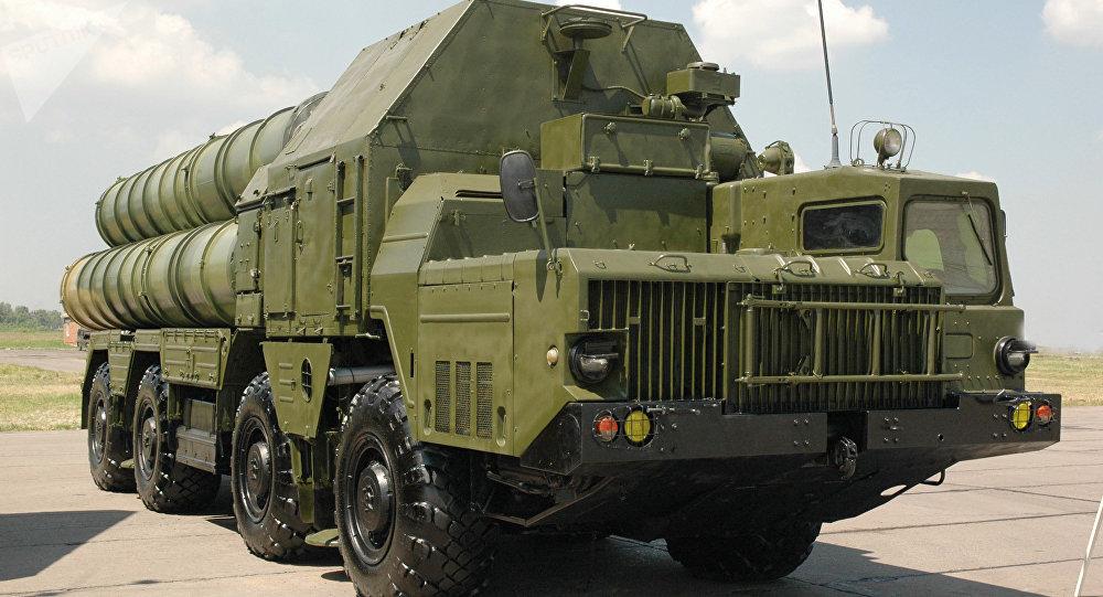 Sistema de misiles antiaéreo S-300