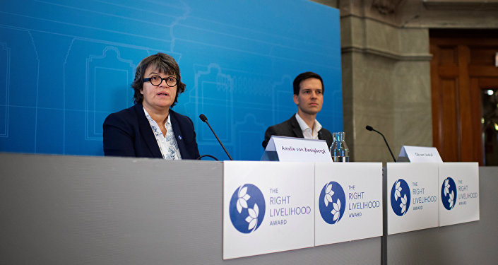 El comisionado de Right Livelihood Award