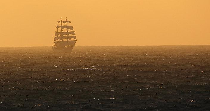 Un barco (imagen referencial)