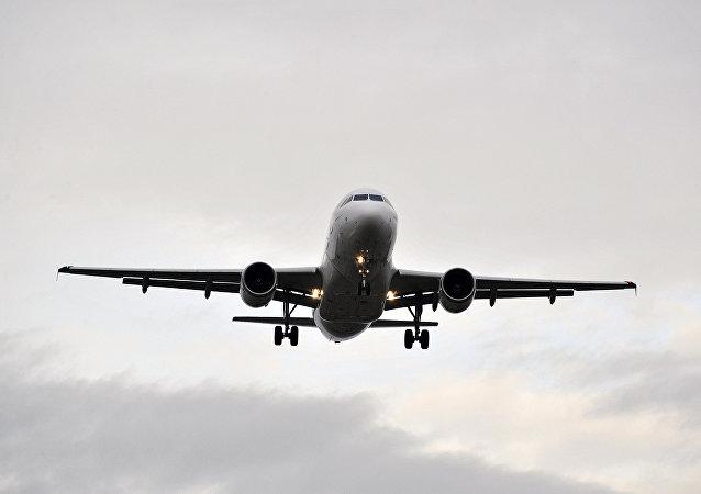 Un Airbus de Air France (archivo)