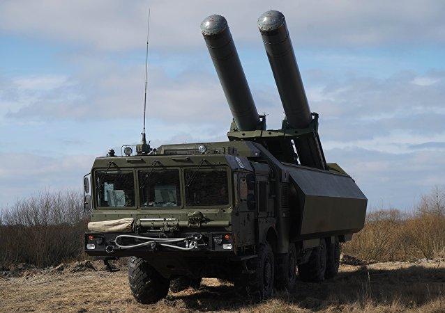 Sistema de misiles Bastion