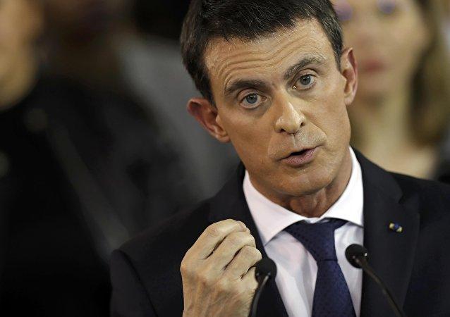 Manuel Valls, ex primer ministro francés y candidato a la alcaldía de Barcelona