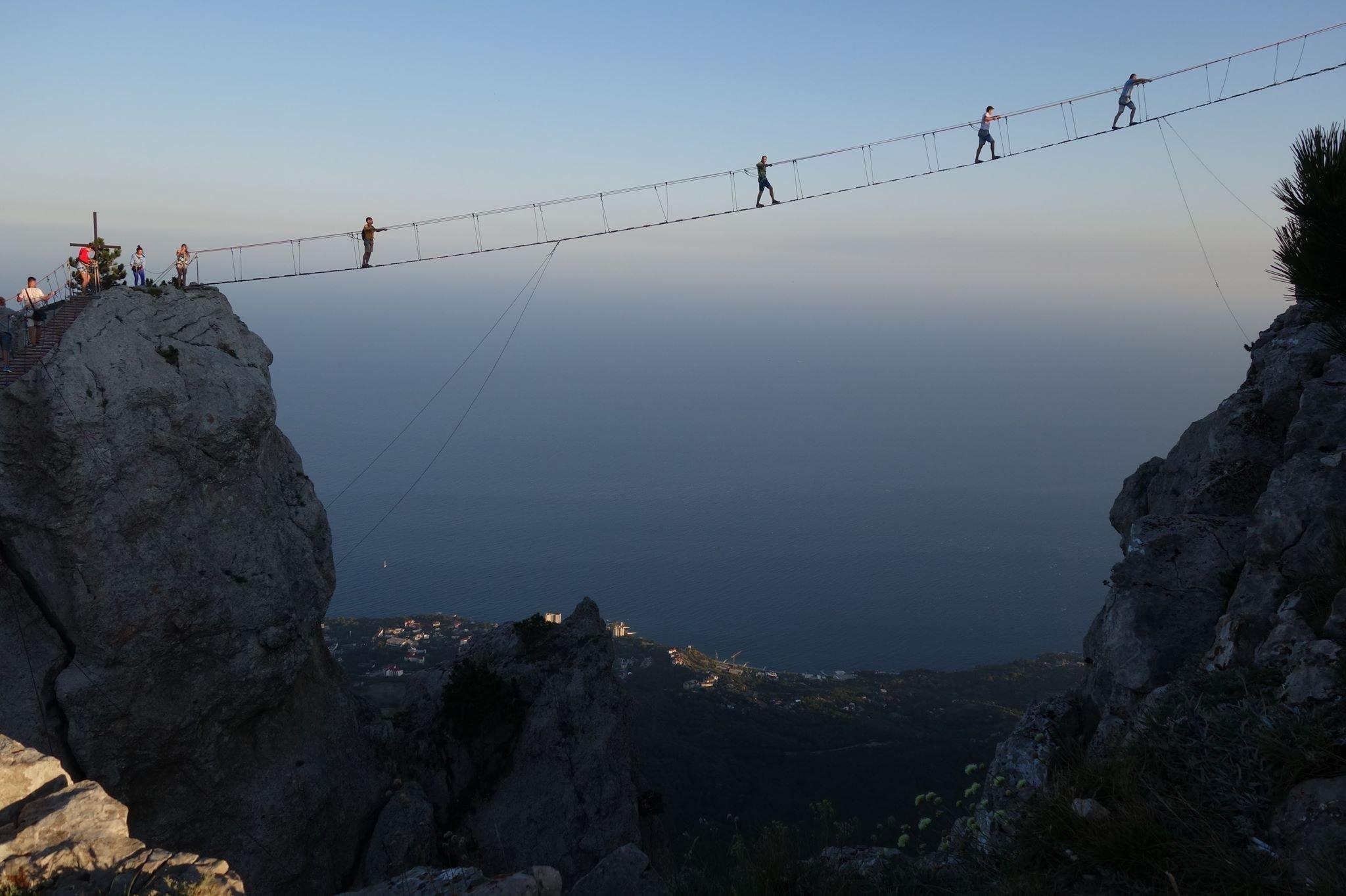 El viaje de los hermanos Deshayes a Crimea