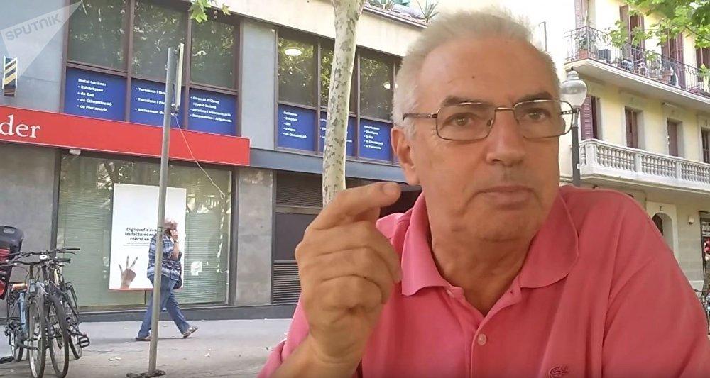 Josep Alsina, el presidente de Somatemps